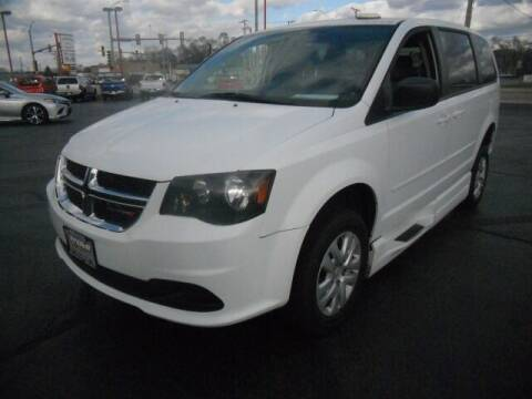 2014 Dodge Grand Caravan for sale at Windsor Auto Sales in Loves Park IL
