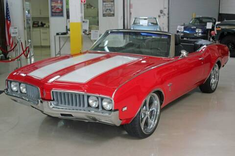 1969 Oldsmobile Cutlass Supreme for sale at Precious Metals in San Diego CA