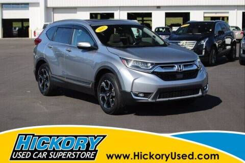 2017 Honda CR-V for sale at Hickory Used Car Superstore in Hickory NC