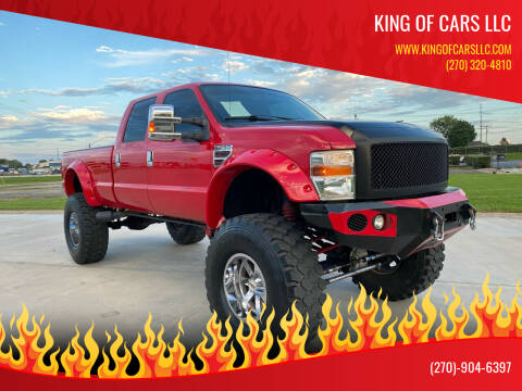 2008 Ford F-250 Super Duty for sale at King of Cars LLC in Bowling Green KY