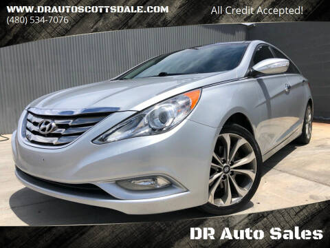 2013 Hyundai Sonata for sale at DR Auto Sales in Scottsdale AZ