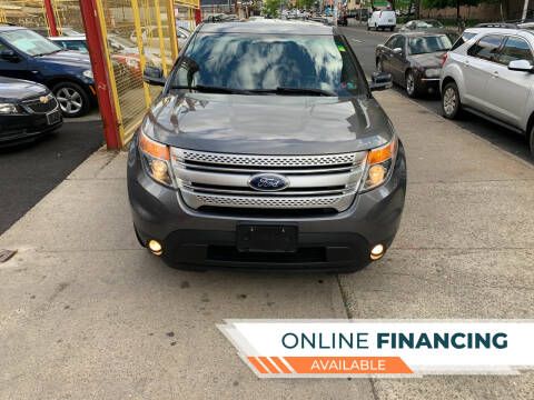 2013 Ford Explorer for sale at Raceway Motors Inc in Brooklyn NY