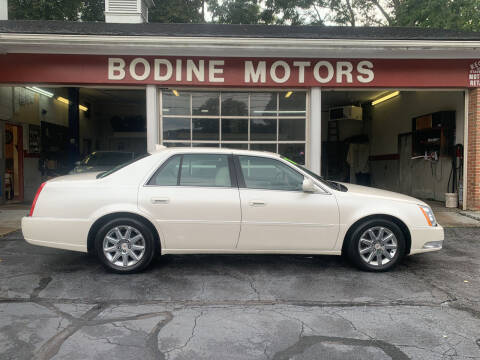 2011 Cadillac DTS for sale at BODINE MOTORS in Waverly NY