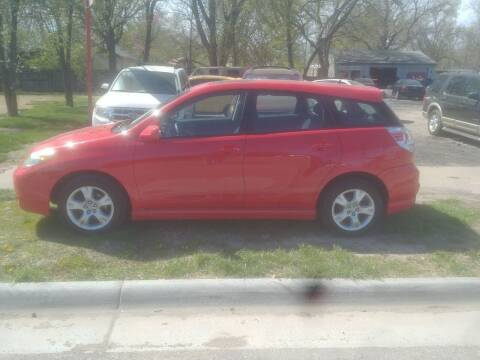 2006 Toyota Matrix for sale at D & D Auto Sales in Topeka KS