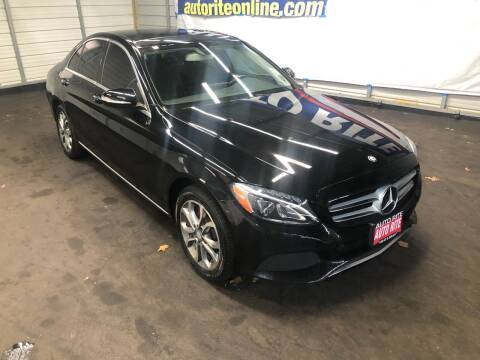 2015 Mercedes-Benz C-Class for sale at Auto Rite in Cleveland OH