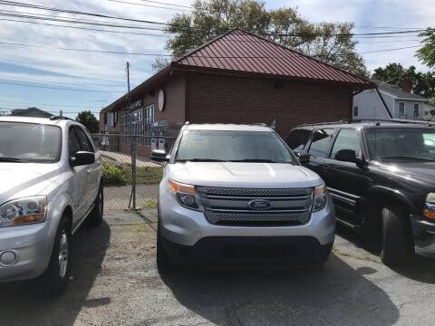 2011 Ford Explorer for sale at Chambers Auto Sales LLC in Trenton NJ
