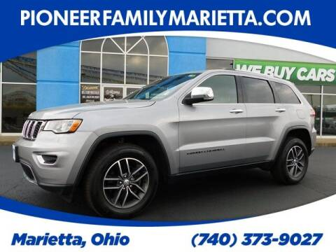 2018 Jeep Grand Cherokee for sale at Pioneer Family preowned autos in Williamstown WV