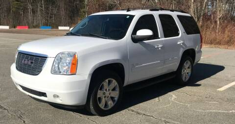 2011 GMC Yukon for sale at BORGES AUTO CENTER, INC. in Taunton MA