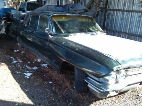 1962 Cadillac Fleetwood for sale at Haggle Me Classics in Hobart IN
