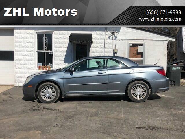 2008 Chrysler Sebring for sale at ZHL Motors in House Springs MO