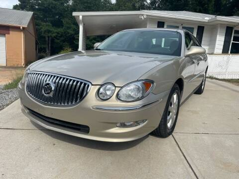 2008 Buick LaCrosse for sale at Efficiency Auto Buyers in Milton GA