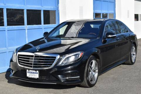 2015 Mercedes-Benz S-Class for sale at IdealCarsUSA.com in East Windsor NJ
