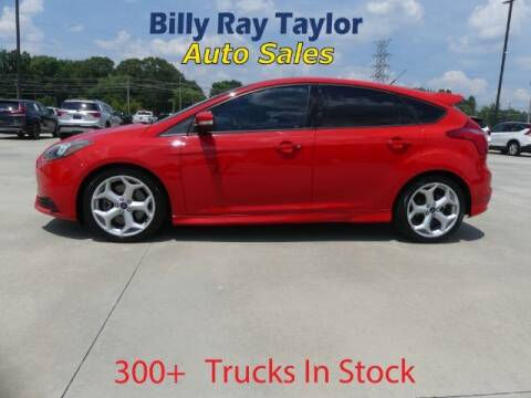 2014 Ford Focus for sale at Billy Ray Taylor Auto Sales in Cullman AL
