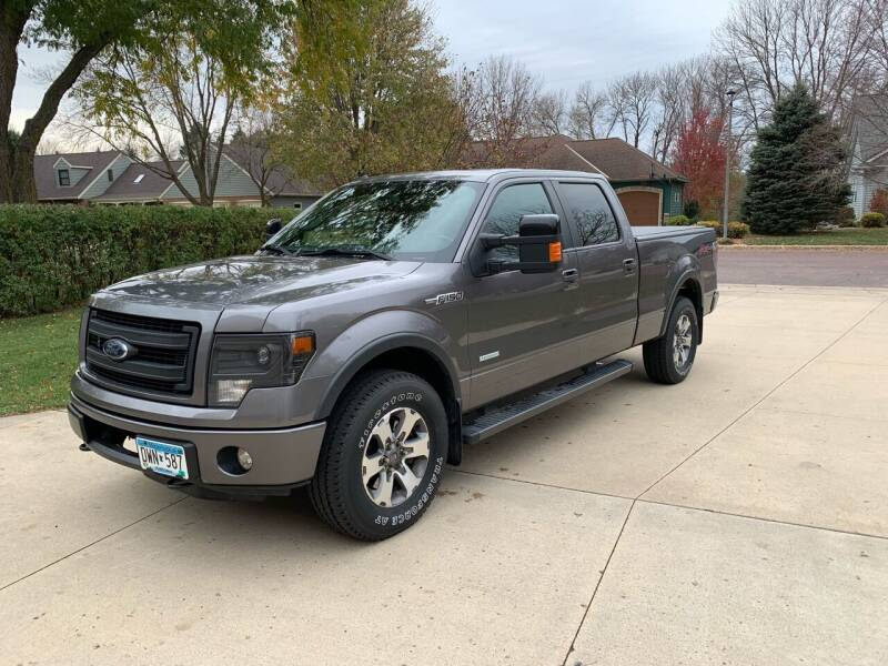 2013 Ford F-150 for sale at Welcome Motor Co in Fairmont MN