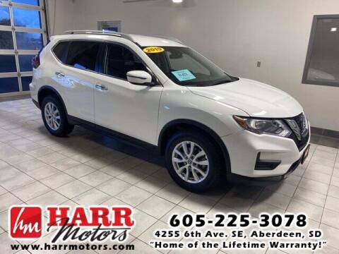 2019 Nissan Rogue for sale at Harr's Redfield Ford in Redfield SD