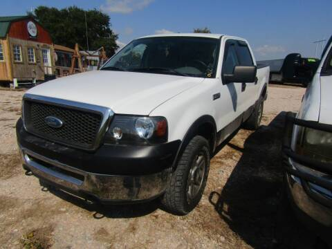 2008 Ford F-150 for sale at Hill Top Sales in Brenham TX