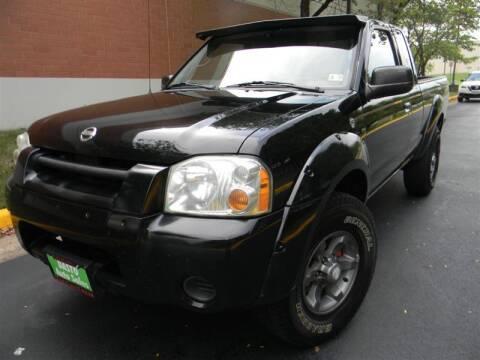 2003 Nissan Frontier for sale at Dasto Auto Sales in Manassas VA