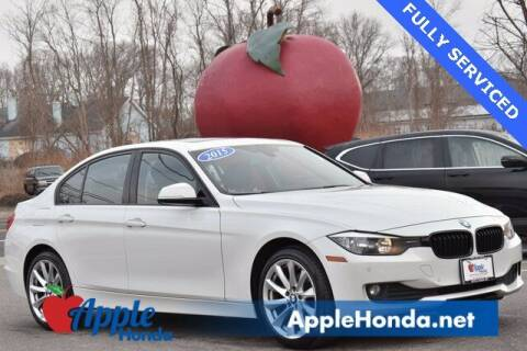 2015 BMW 3 Series for sale at APPLE HONDA in Riverhead NY