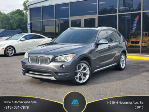 2014 BMW X1 for sale at Automaxx in Tampa FL
