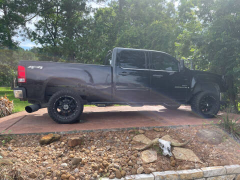 2008 GMC Sierra 2500HD for sale at Texas Truck Sales in Dickinson TX