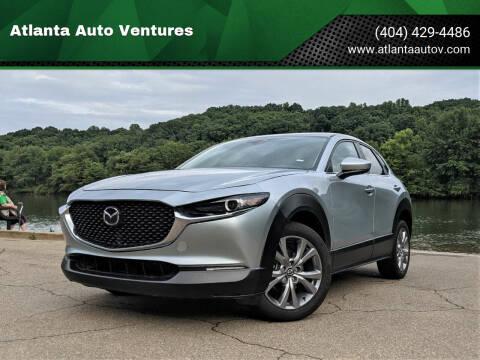 2020 Mazda CX-30 for sale at Atlanta Auto Ventures in Roswell GA