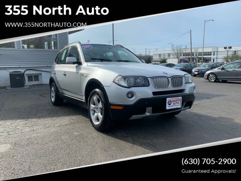 2007 BMW X3 for sale at 355 North Auto in Lombard IL