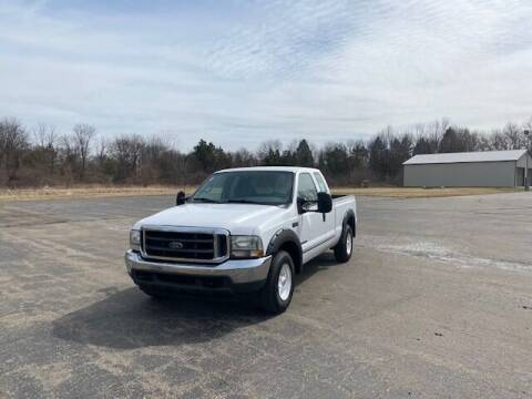 2000 Ford F-250 Super Duty for sale at Caruzin Motors in Flint MI