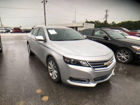 2016 Chevrolet Impala for sale at Allen Turner Hyundai in Pensacola FL