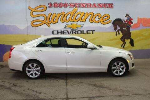 2013 Cadillac ATS for sale at Sundance Chevrolet in Grand Ledge MI