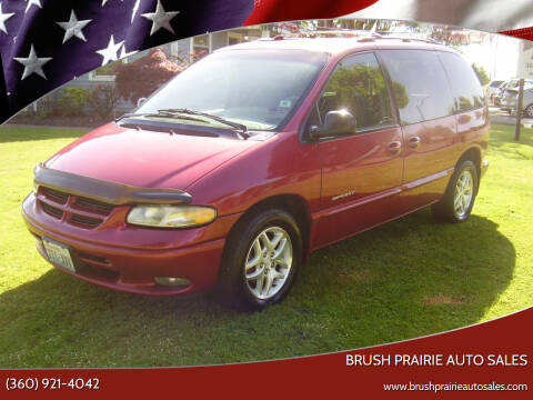 1998 Dodge Caravan for sale at Brush Prairie Auto Sales in Battle Ground WA