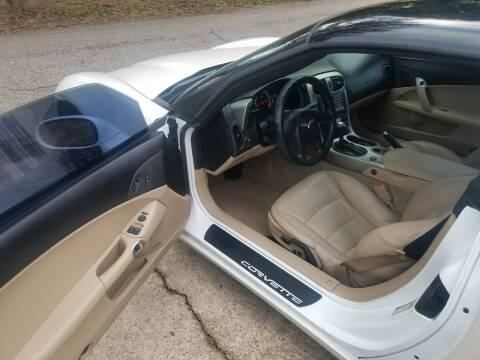 2005 Chevrolet Corvette for sale at J & J Auto Brokers in Slidell LA