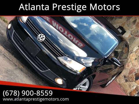 2011 Volkswagen Jetta for sale at Atlanta Prestige Motors in Decatur GA