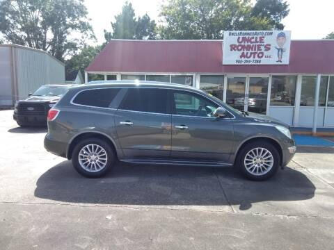 2011 Buick Enclave for sale at Uncle Ronnie's Auto LLC in Houma LA