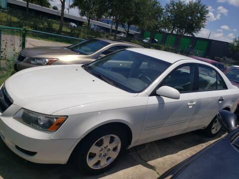 2006 Hyundai Sonata for sale at Track One Auto Sales in Orlando FL
