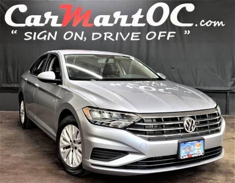 2020 Volkswagen Jetta for sale at CarMart OC in Costa Mesa CA