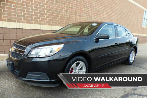 2013 Chevrolet Malibu for sale at Macomb Automotive Group in New Haven MI