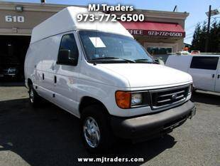 2006 Ford E-Series Cargo for sale at M J Traders Ltd. in Garfield NJ