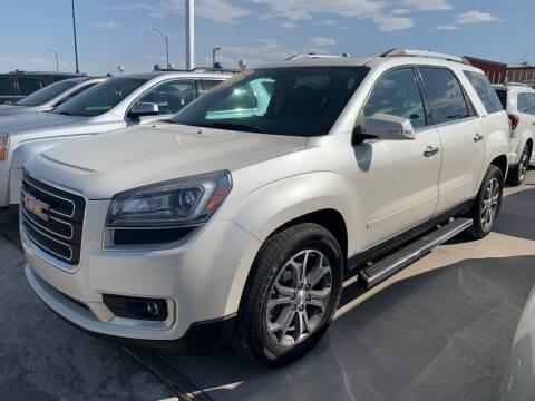 2013 GMC Acadia for sale at Hugo Motors INC in El Paso TX