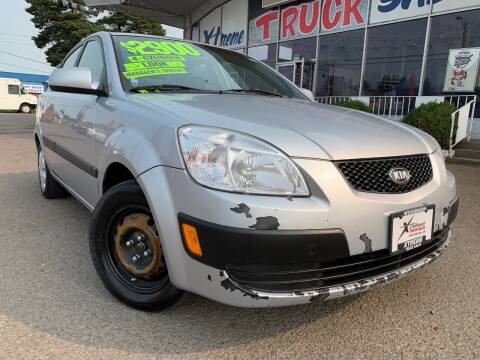 2009 Kia Rio for sale at Xtreme Truck Sales in Woodburn OR