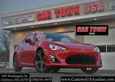2015 Scion FR-S for sale at Car Town USA in Attleboro MA