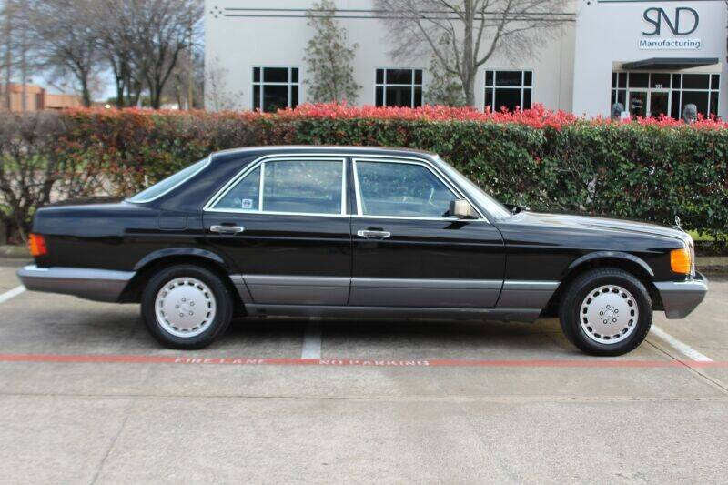 1991 Mercedes-Benz 300-Class for sale at DFW Universal Auto in Dallas TX