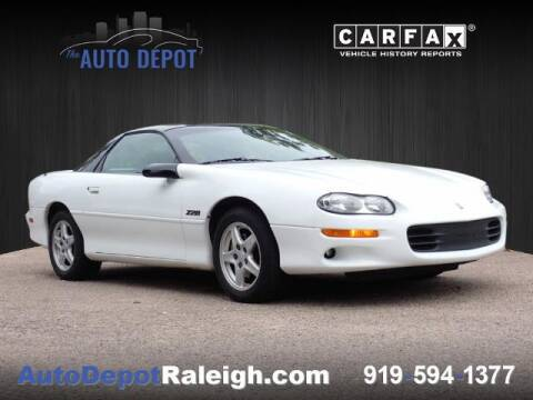 1998 Chevrolet Camaro for sale at The Auto Depot in Raleigh NC
