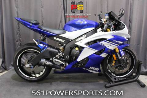 2014 Yamaha YZF-R6 for sale at Powersports of Palm Beach in Hollywood FL