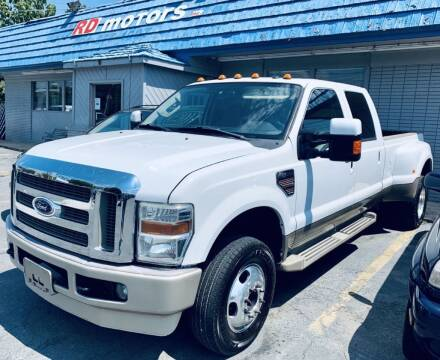 2009 Ford F-350 Super Duty for sale at RD Motors, Inc in Charlotte NC