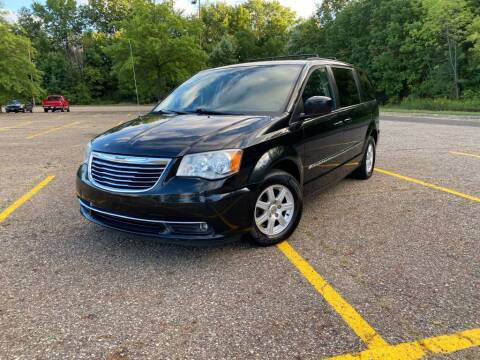 2012 Chrysler Town and Country for sale at STARIA AUTO GROUP LLC in Akron OH