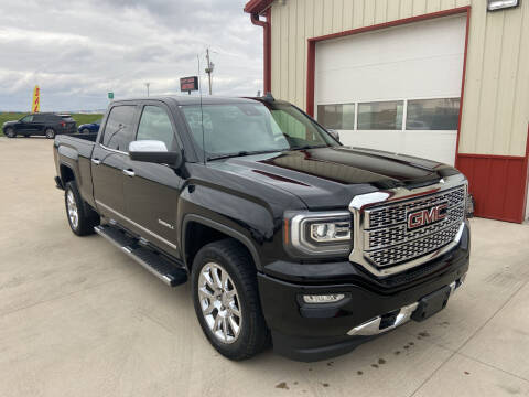 2017 GMC Sierra 1500 for sale at SCOTT LEMAN AUTOS in Goodfield IL