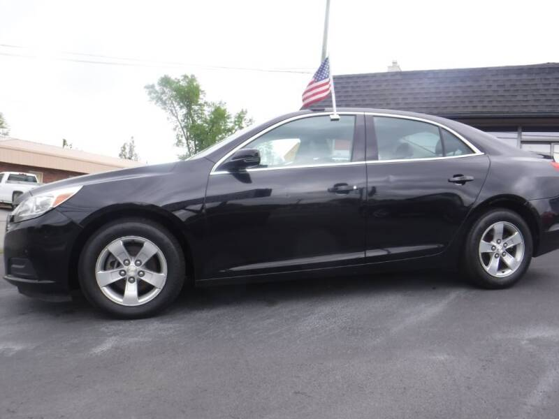2016 Chevrolet Malibu Limited for sale at Rob Co Automotive LLC in Springfield TN