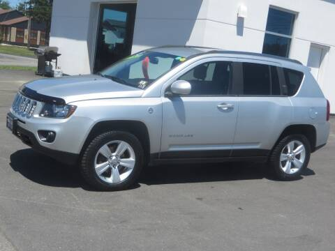 2014 Jeep Compass for sale at Price Auto Sales 2 in Concord NH