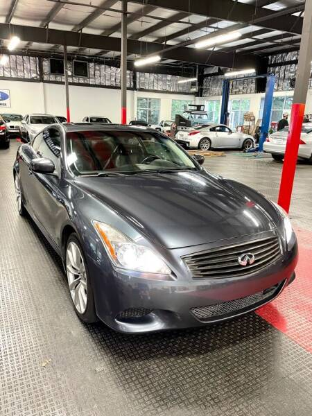 2008 Infiniti G37 for sale at Weaver Motorsports Inc in Cary NC
