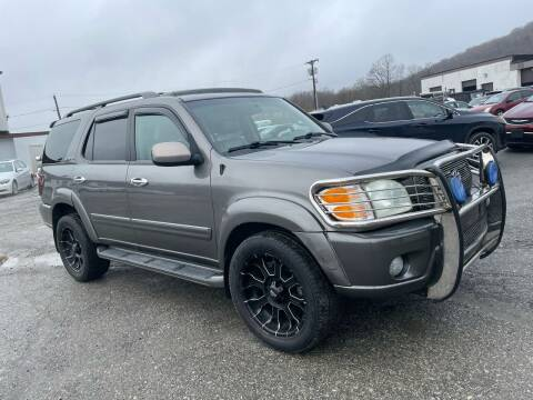 2003 Toyota Sequoia for sale at Ron Motor Inc. in Wantage NJ